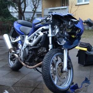 Erstellung von Unfallgutachten für Motorräder vom Unfallgutachter Wolff